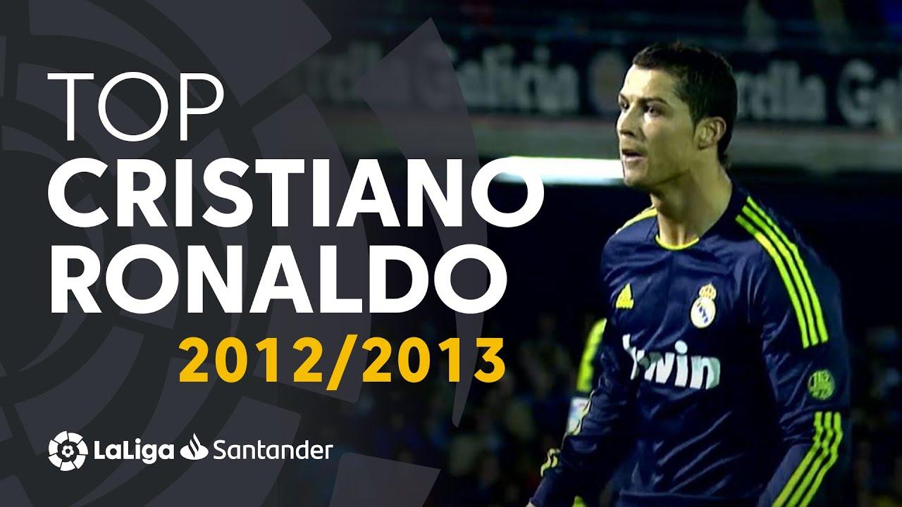 LIGA ESTE 2012//2013 CRISTIANO RONALDO STARS REAL MADRID NUEVO