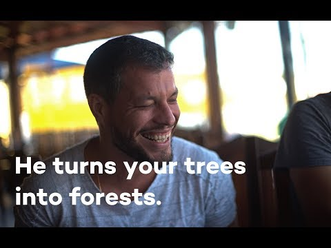 You can restore the Atlantic Rainforest