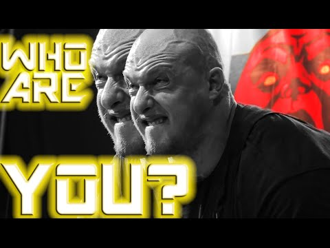 "Powerlifting Motivation – ""WHO ARE YOU?"""