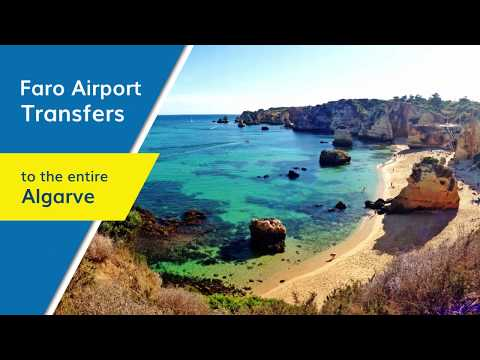 Faro Airport Transfers To The Entire Algarve - Yellowfish Transfers