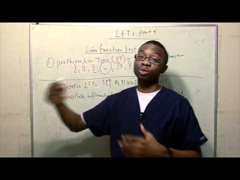 Liver function test PART 4
