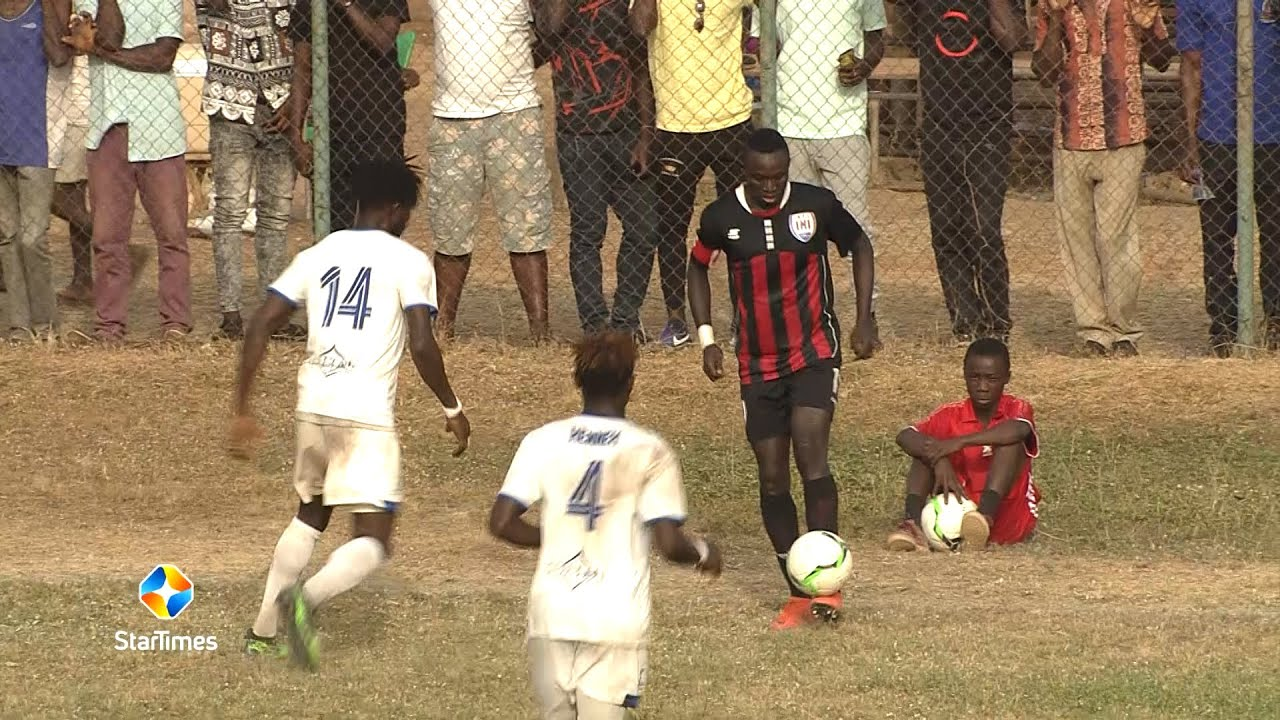 Victorien Adebayor's magic - Berekum Chelsea vs Inter Allies HIGHLIGHTS -  YouTube