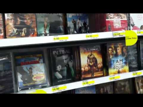 City Target In Sf Entertainment Section Part