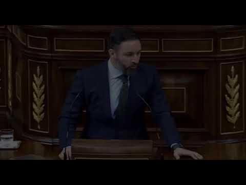 Giorgia Meloni: Il discorso del presidente di Vox, Santiago Abascal, nostro alleato in Europa
