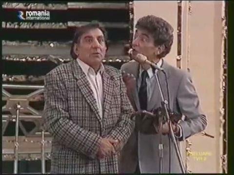 Jean Constantin şi Gelu Manolache - Unde se duc muştele iarna?