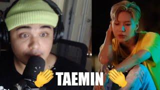TAEMIN 태민 '2 KIDS' MV Reaction [TAEMIN IS A LEGEND]