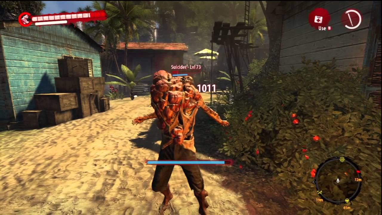 Legendary Weapon Dead Island Riptide