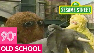 Sesame Street: Snuffy Is NOT An Elephant