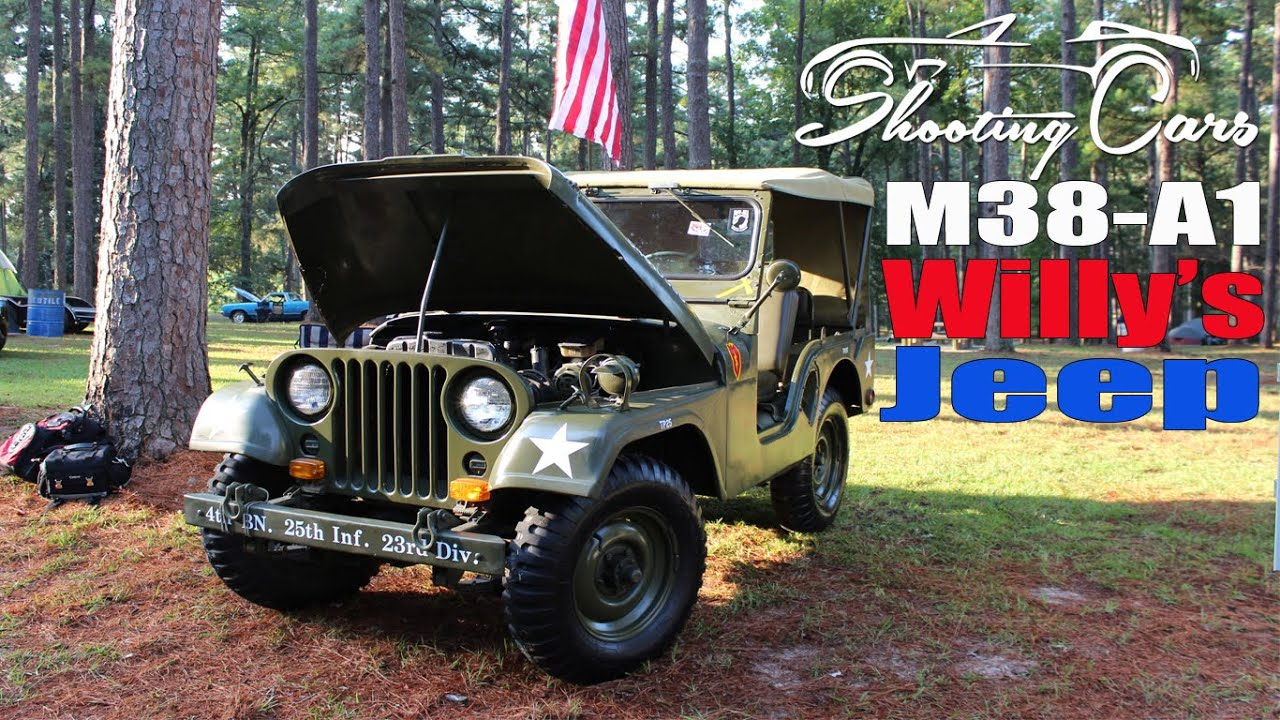 medium resolution of willys jeep m38a1 billy s car story