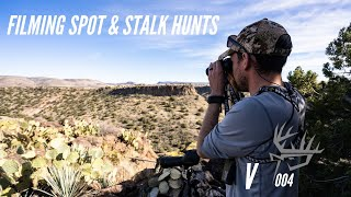 HOW TO FILM SPOT AND STALK HUNTS