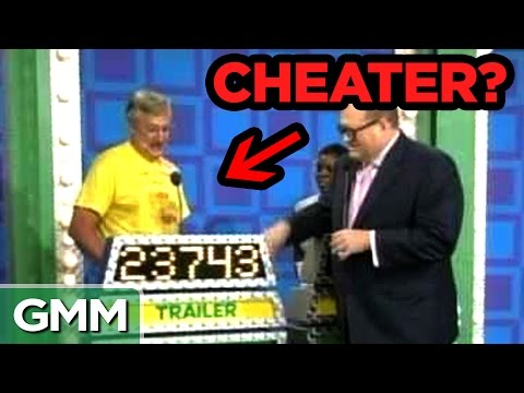 Thumbnail: Amazing Game Show Cheaters