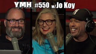 Your Mom's House Podcast - Ep. 550 w/ Jo Koy