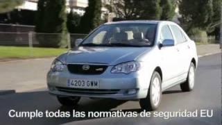 Reportaje oficial sobre el vehículo eléctrico F3DM de BYD en ESPAÑA