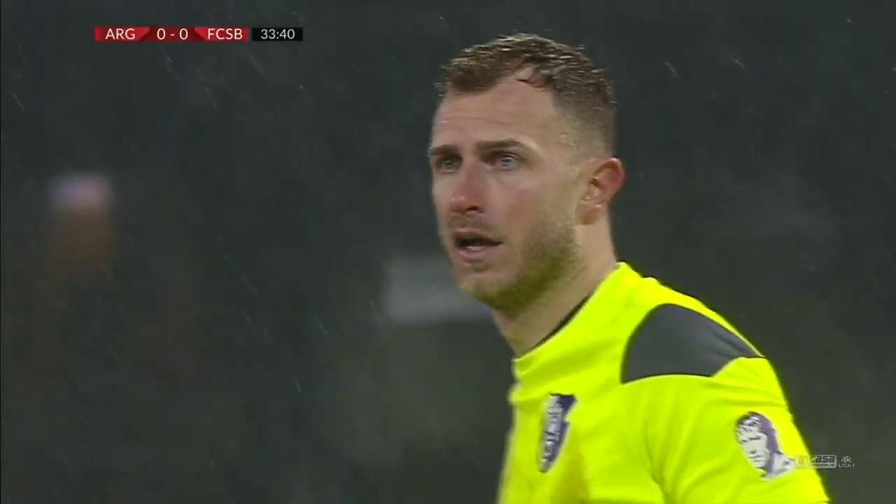 REZUMAT: FC Argeş - FCSB 0-0. Două bare pentru roş-albaştri