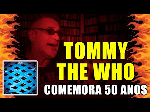 Tommy do The Who Comemora 50 anos