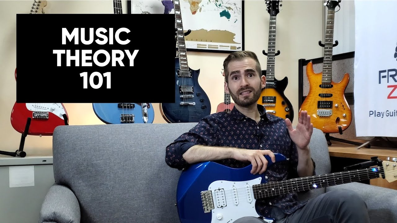 Music Theory 101 For Guitar Henry Olsen Youtube