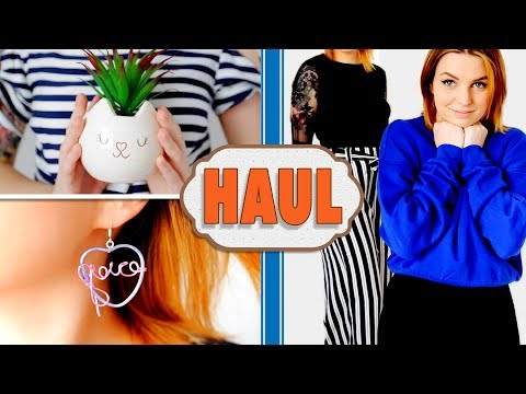 CUTE CLOTHING TRY-ON HAUL! New Look, River...