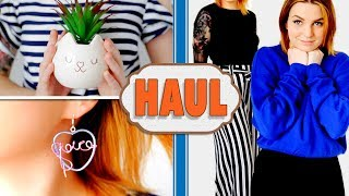 CUTE CLOTHING TRY-ON HAUL! New Look, River Island, H&M and more!