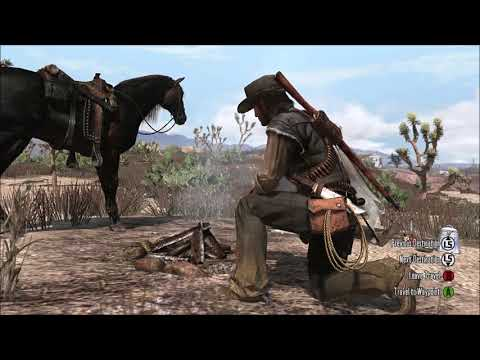 Let's Play Red Dead Redemption 054: Marvelous Treasure!