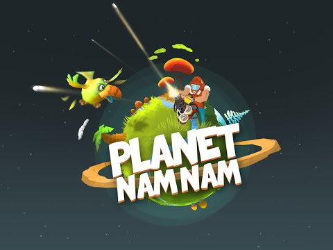 Planet Nam Nam Trailer | Game Cooks