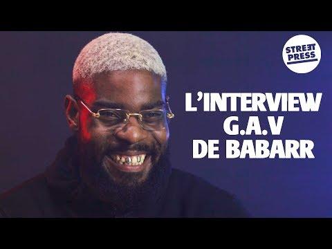 Youtube: L'interview G.A.V de Babarr