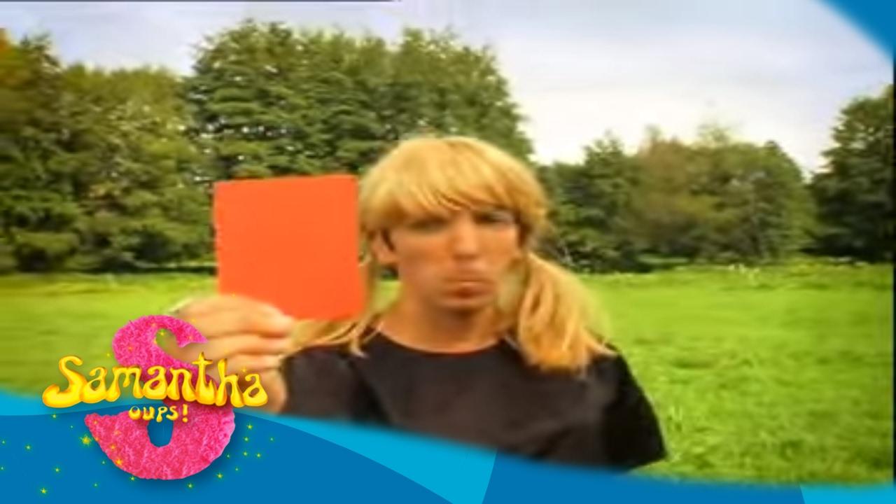 Les in dits du samedi 3 samantha oups au g te youtube - Samantha oups sur le banc ...
