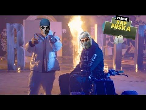 Niska - Tubalife ( Parodie Fortnite )