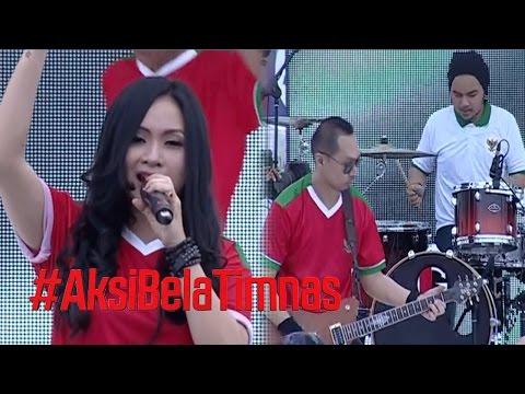 Performance Band Coklat 'Bendera' | Aksi Bela TimNas | 17 Des 2016