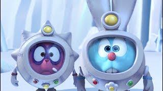 Зимние серии! Сборник | Смешарики Пин-код. Обучающие мультфильмы