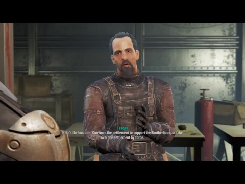 Fallout 4, ps4 survival mode modded
