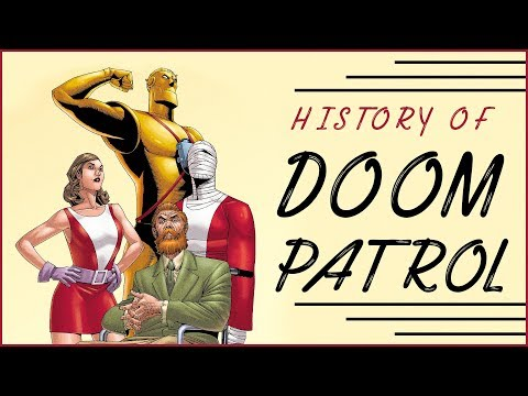 History of Doom Patrol