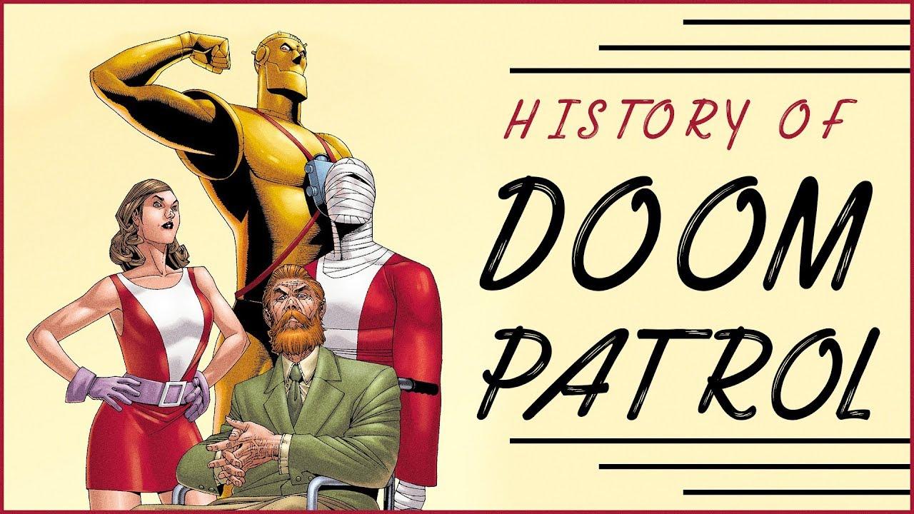 Download History of Doom Patrol