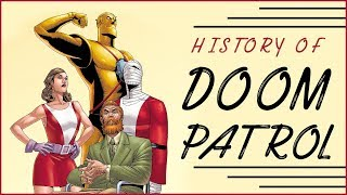 History of Doom Patrol