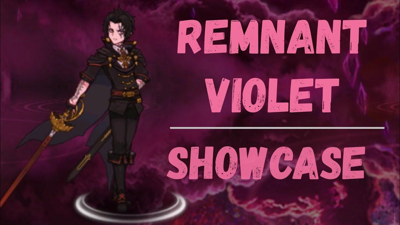 [Epic 7] Remnant Violet - Showcase