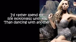 Leona Lewis - Stop The Clocks   (Lyrics On Screen)