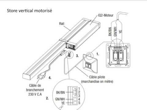 rails bedradings schema