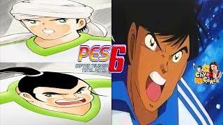 """""""(¿)La mejor defensa de Asia(?)"""" - PES 6: Captain Tsubasa Total Patch (WY) #4"""