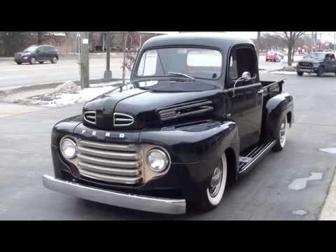 1949 Ford F47 Pickup $31,900.00