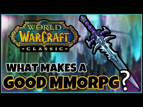 What Makes A Good MMORPG? The 6 Fundamental Pillars Of MMO Game Design