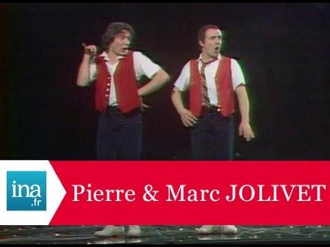 """Pierre et Marc Jolivet """"Au théâtre ce soir"""" - Archive INA"""