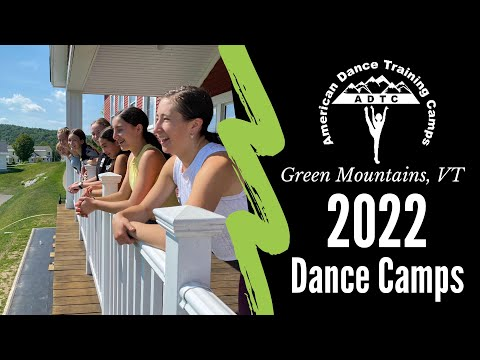 Vermont Dance Camp: ADTC ULTIMATE Green Mountains, VT