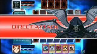Yu-Gi-Oh! Duel Generation Gameplay - Stage 7-5 VS Nightshroud - Darkness Deck