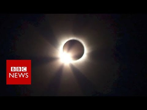 How to watch a total solar eclipse: Tips from the Faroe Islands - BBC News