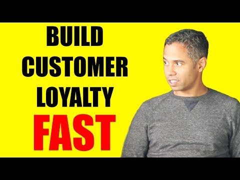 How to Build Customer Loyalty in No Time
