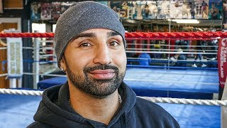 Paulie Malignaggi EXCLUSIVE: Why I turned down Showtime to be IN DeGALE'S CORNER