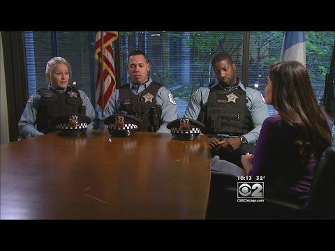Three Police Recruits, Three Years Later