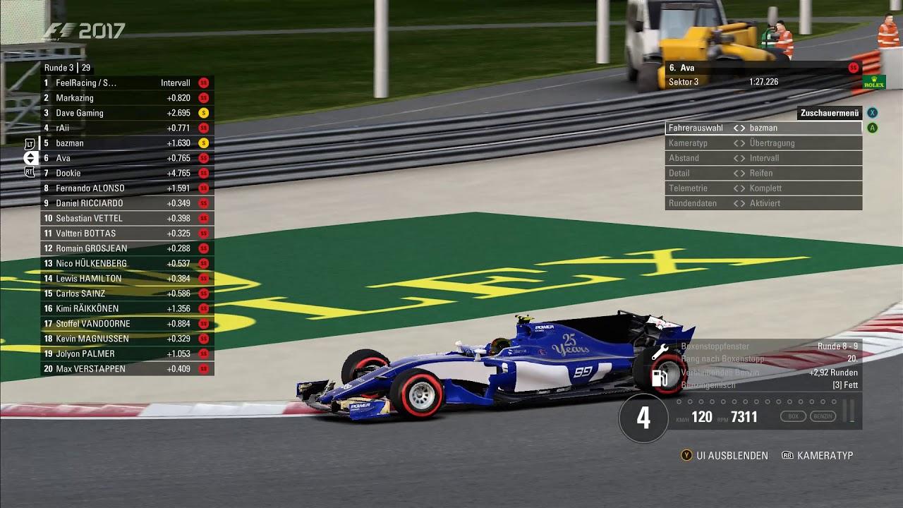 F1 Rennen Heute