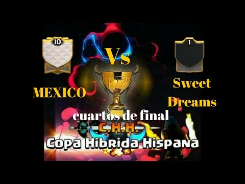 MEXICO Vs Sweet Dreams (primer encuentro cuartos de final) CHH