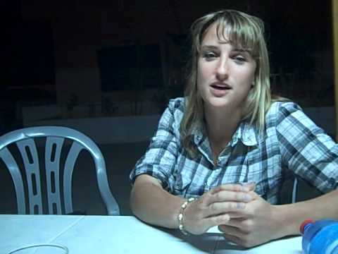 Morgan Bach, 24, talks about losing friends through her work on Palestine