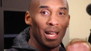 Kobe Bryant Interview: Talks Favorite Season, Being Old, AAU + More